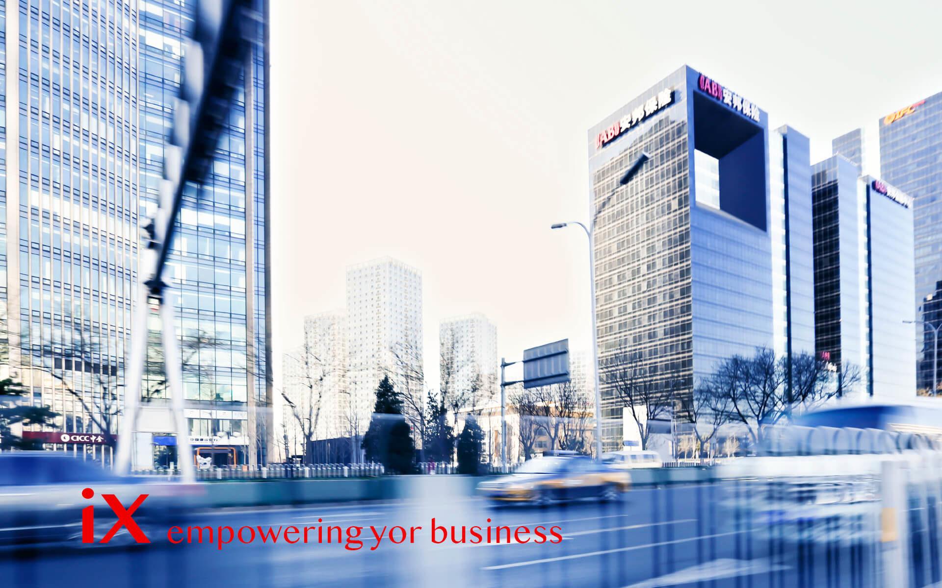 Studio iX empowering your business